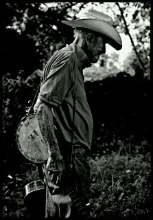 PETE SEEGER, MUSICIAN.