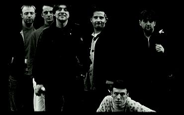 THE HAPPY MONDAYS.