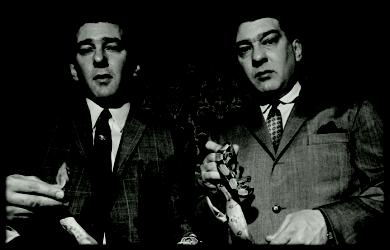 REG &amp; RON KRAY.