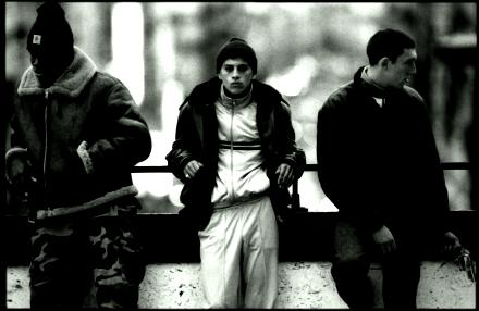 LA HAINE.
