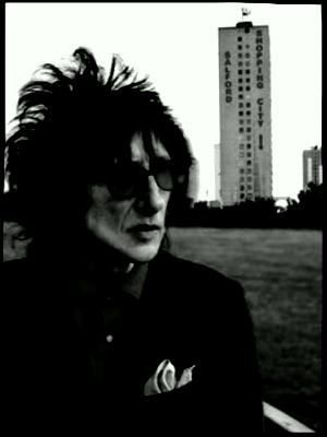 JOHN COOPER CLARKE.